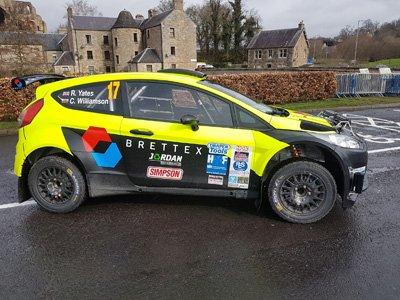 Team Brettex Fiesta R5 livery